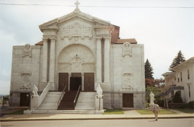 St Ann's Basilica, Scranton PA